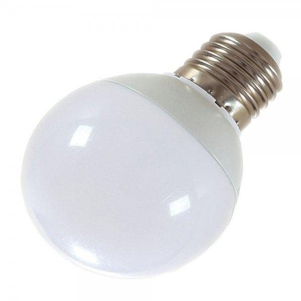 E27 5W 10-LED SMD5730 2700-3200K Warm White Light 360-Degree Lighting LED Bulb (AC 85-265V)