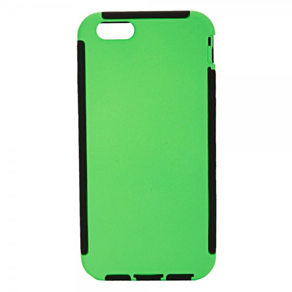 """Hugging Bear Series PC & TPU Case with Dustproof Touch Screen Cover for 4.7"""""""" iPhone 6/6S Green"""