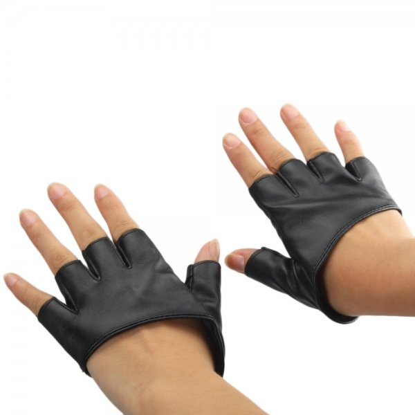 High Quality Mighty Grip Gloves for Pole Dancing Black