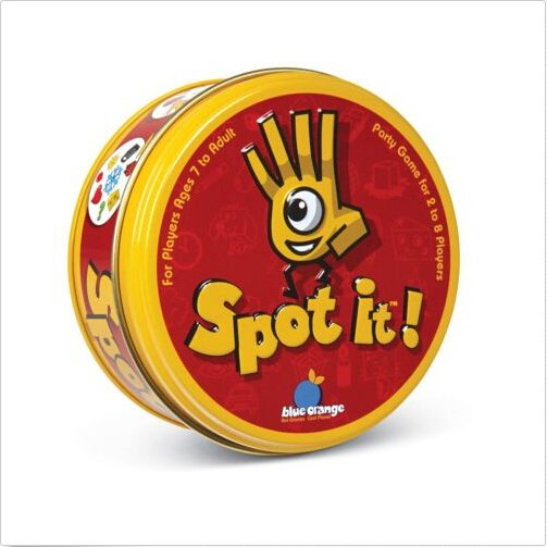 Spot It ! Family Party Card Game