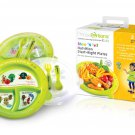 Show 'N Tell Nutrition Start-Right Plate Sets (Set 2)