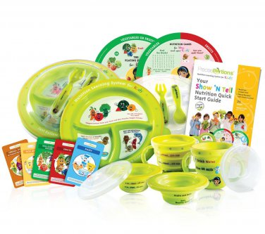 Show �N Tell Know-It-All COMPLETE Nutrition Kit incl. Set 2
