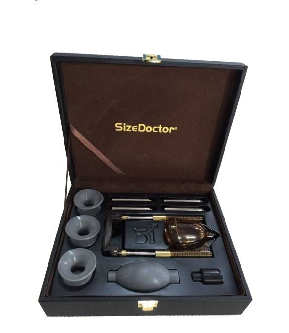 Size Doctor Penis Enlarger - Clinically Proven Results *Leather Case*
