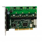OPENVOX A400P PCI FXO FXS CARD ASTERISK PSTN POTS A400P00, USED.