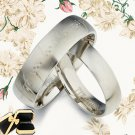 Men Women Titanium Wedding Rings 091