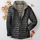 Reversible Fashion Jacket - Plus