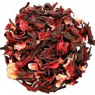 Hibiscus Tea - Decaffeinated - Herbal Tea - Tea - Loose Tea - Loose Leaf Tea - 2oz