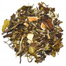 Lemon Ginger White Tea - Caffeinated - White Tea - Tea - Loose Tea - Loose Leaf Tea - 2oz