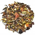 Ginger Orange Peach White Tea - White Tea - Caffeinated - Tea - Loose Tea - Loose Leaf Tea - 2oz