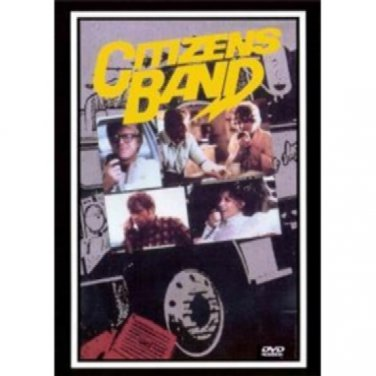 Citizens Band - DVD - Trucking Adventure / Paul LeMat - Ed Begley Jr - Charles