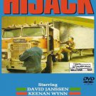 HiJack - DVD - Trucker Adventure - Starring: David Janssen - Keenan Wynn