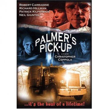 Palmers Pickup - Trucking DVD - Chris Coppola, Robert Carradine,Rosanna Arquette