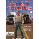 SILENT THUNDER - 1992 DVD - Trucker Adventure - Drama - Stacy Keach