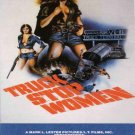 Truckstop Women DVD - Trucker Adventure - Claudia Jennings