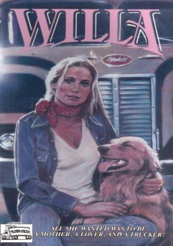 Willa - DVD - Lady Trucker Adventure / Drama - Deborah Raffin - Clu Gulager