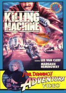 Killing Machine DVD - Charles Napier - Paul LeMat - Trucker Drama