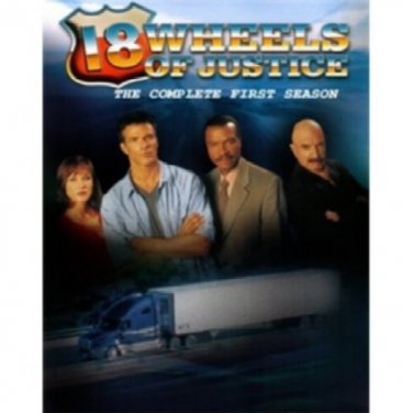 18 Wheels of Justice DVD Set - The Complete First Season