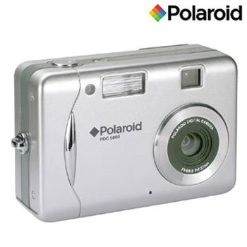 Polaroid PDC-5080 5.1 MEGAPIXEL DIGITAL CAMERA