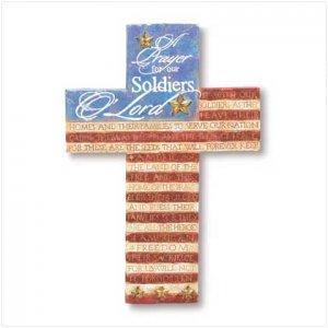 SOLDIER`S PRAYER CROSS