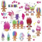 Good Luck Trolls Peel and Stick Wall Decals