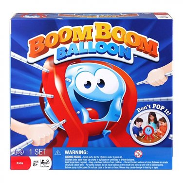 Spin Master Boom Boom Balloon Board Game (2 DAY SHIPPING)
