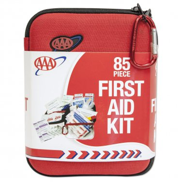 AAA 85 Piece Commuter First Aid Kit (2 DAY SHIPPING)