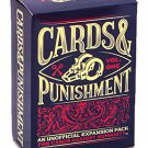 Cards and Punishment: Vol. 1, an Unofficial Expansion Pack (2 DAY SHIPPING)