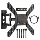 Full Motion Articulating TV Wall Mount Bracket 23-55 Inch TV (2 DAY SHIPPING)