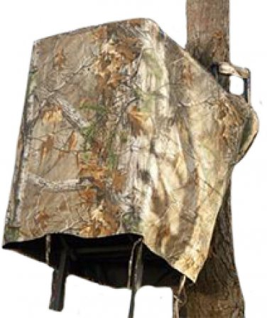 Hunter's Specialties Easy Fit Treestand Skirt (2 DAY SHIPPING)
