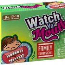Watch Ya Mouth Family Expansion #1 Phrase Card Game (2 DAY SHIPPING)
