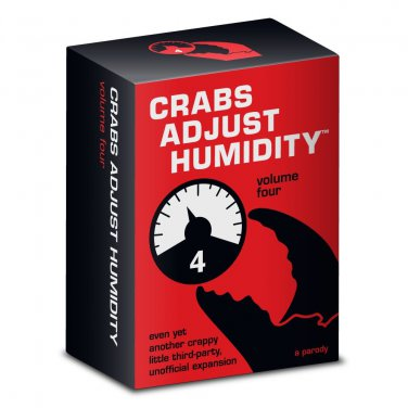 Crabs Adjust Humidity - Vol Four (2 DAY SHIPPING)