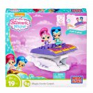 Mega Bloks Shimmer & Shine Magic Genie Carpet Building Set (2 DAY SHIPPING)