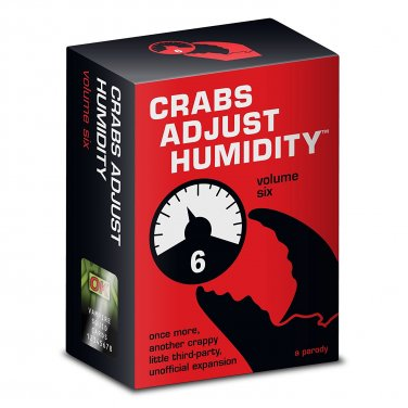 Crabs Adjust Humidity - Vol Six (2 DAY SHIPPING)
