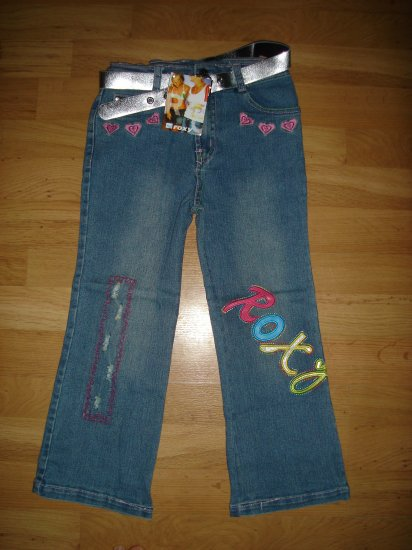 Roxy Small Hearts Jeans