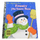 Frosty the Snow Man Little Golden Book 1989