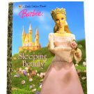 Barbie Sleeping Beauty by Sue Kassirer Little Golden Book 2003