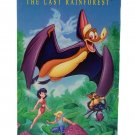 FernGully: The Last Rainforest VHS 1992 Animated