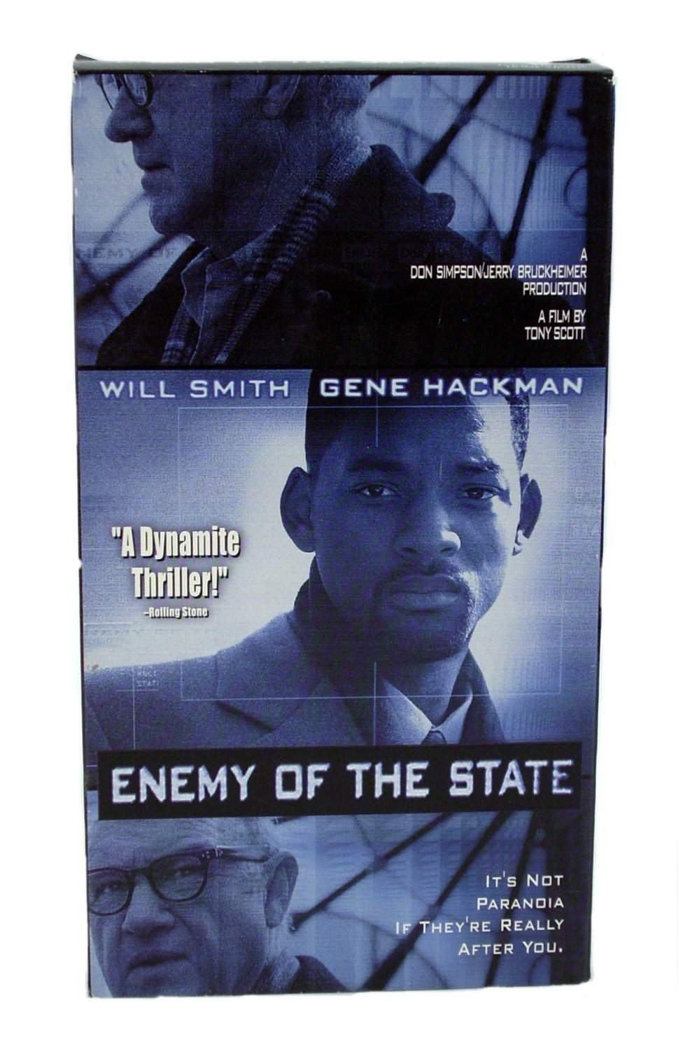Enemy Of The State VHS 1999