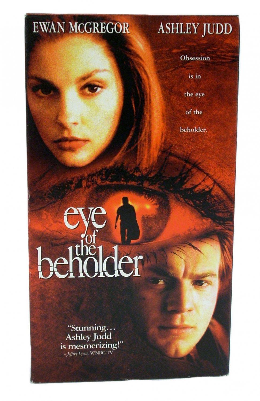 Eye of the Beholder VHS 2000