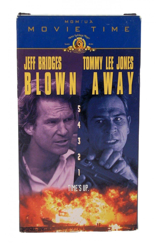 Blown Away VHS 1998