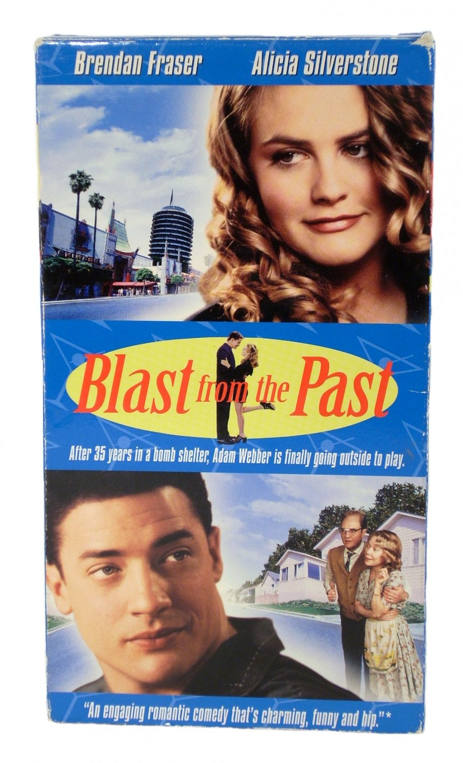 Blast From the Past VHS 1999