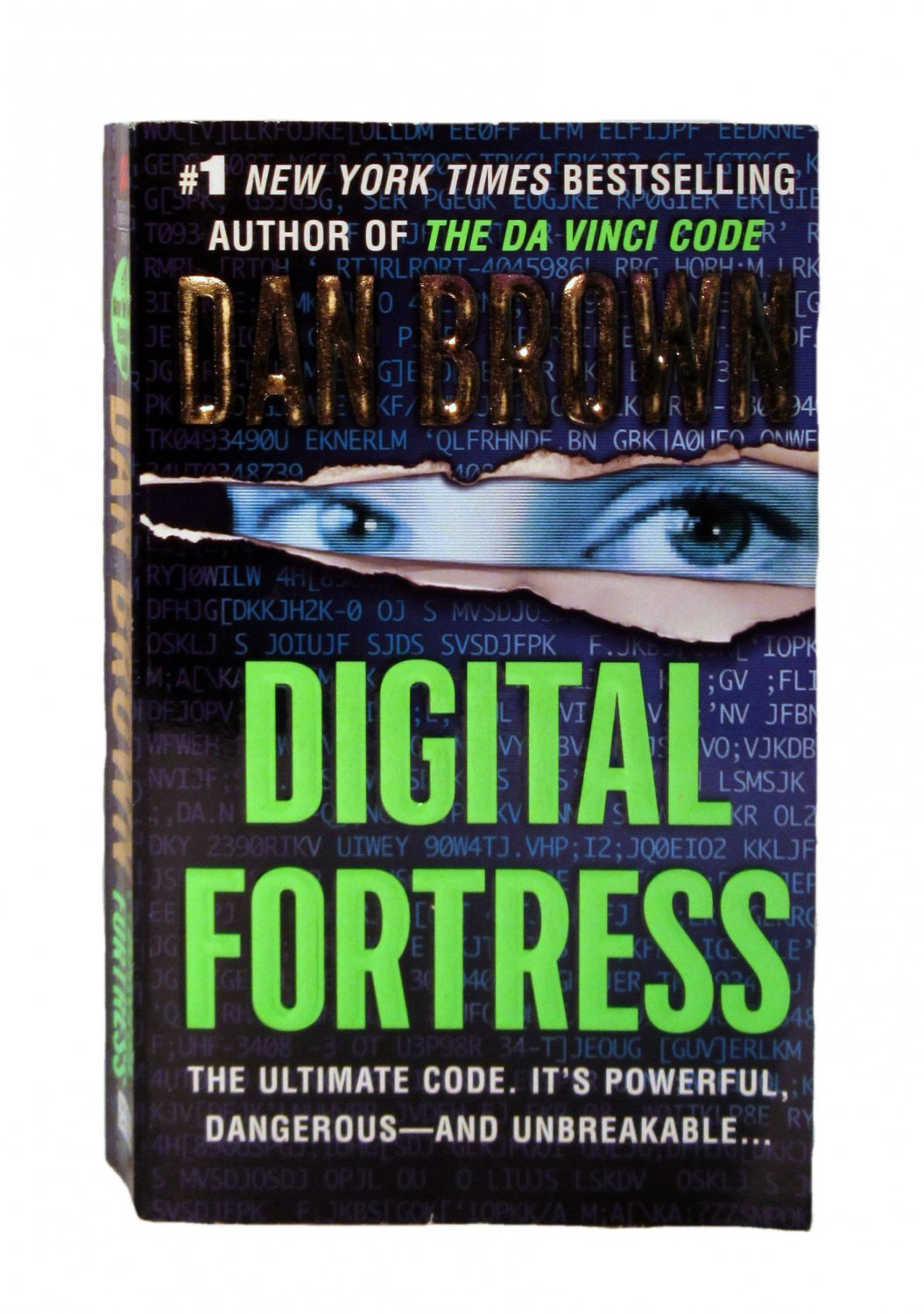 Digital Fortress: A Thriller By Dan Brown (2004, Paperback)