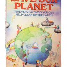 Save Our Planet by Diane MacEachern 1990 Paperback
