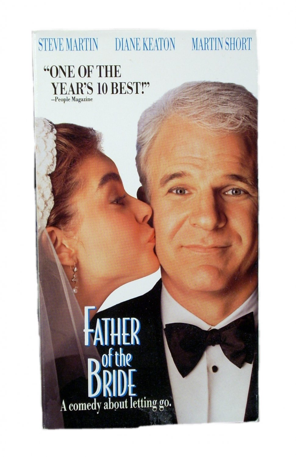 Father of the Bride VHS 1992