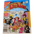 The New Archies Comics Digest Magazine #8  (December 1989)