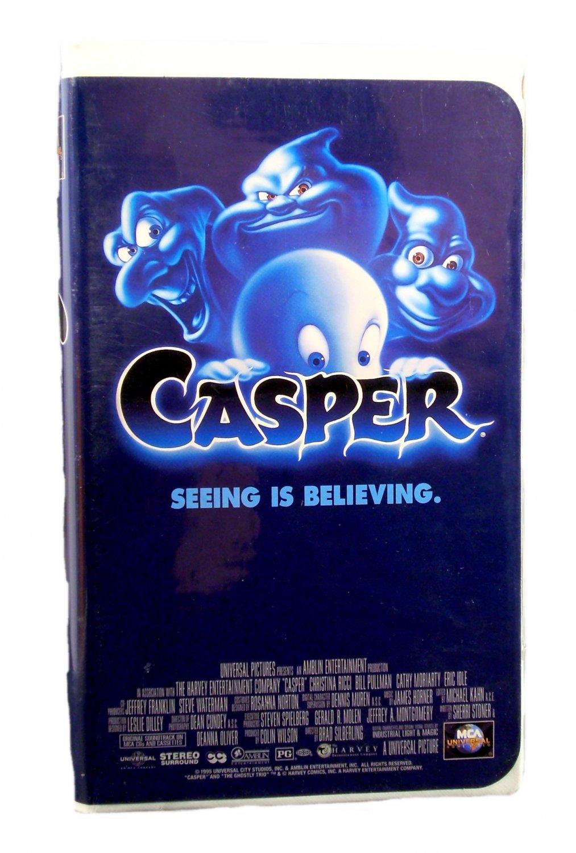 Casper Seeing Is Believing VHS 1997