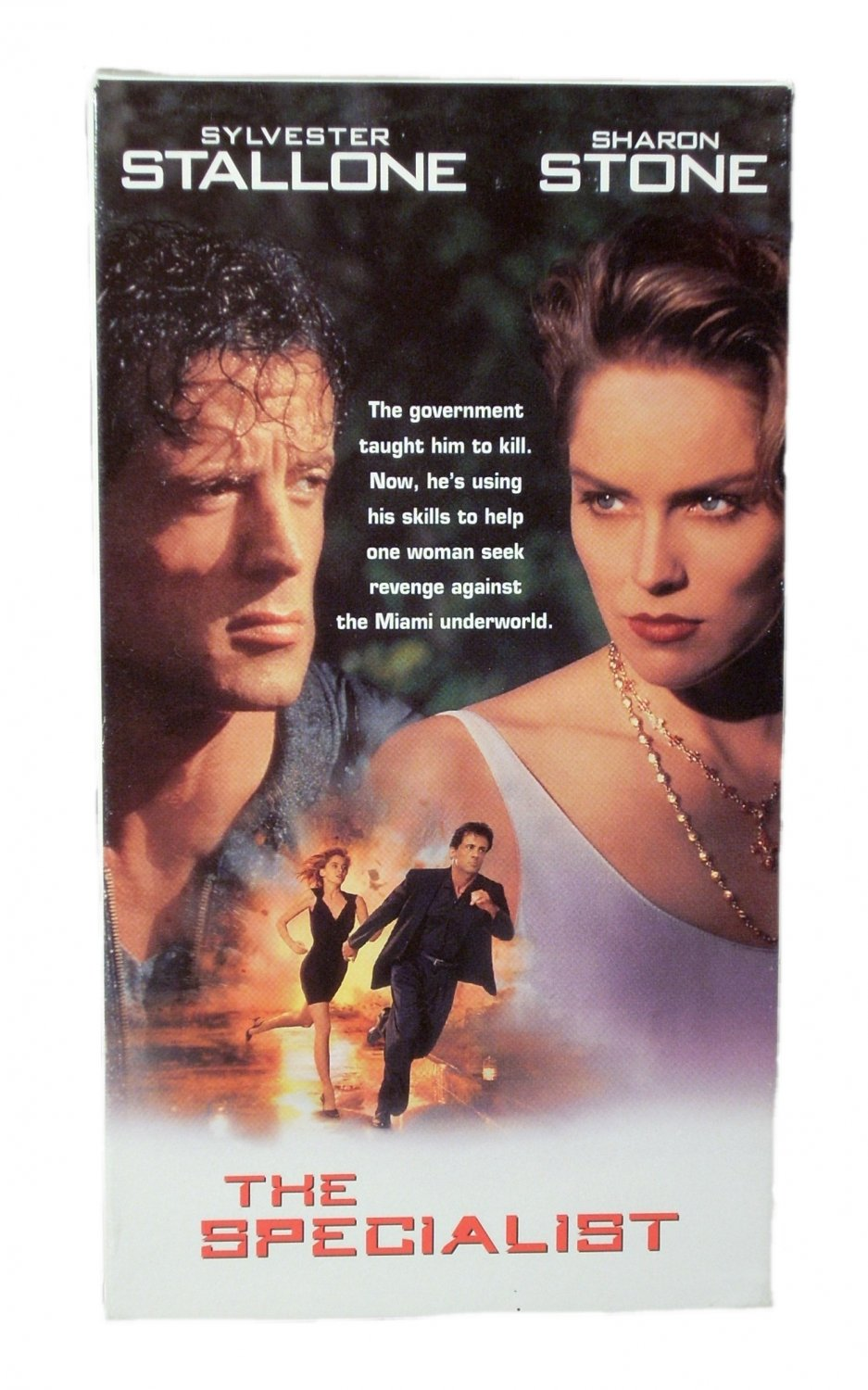 The Specialist VHS 1995