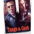 Tango & Cash VHS 1989
