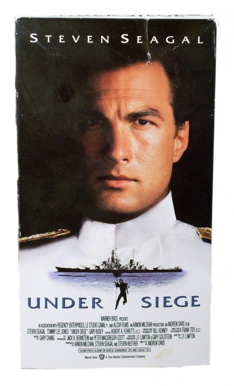 Under Siege VHS 1993