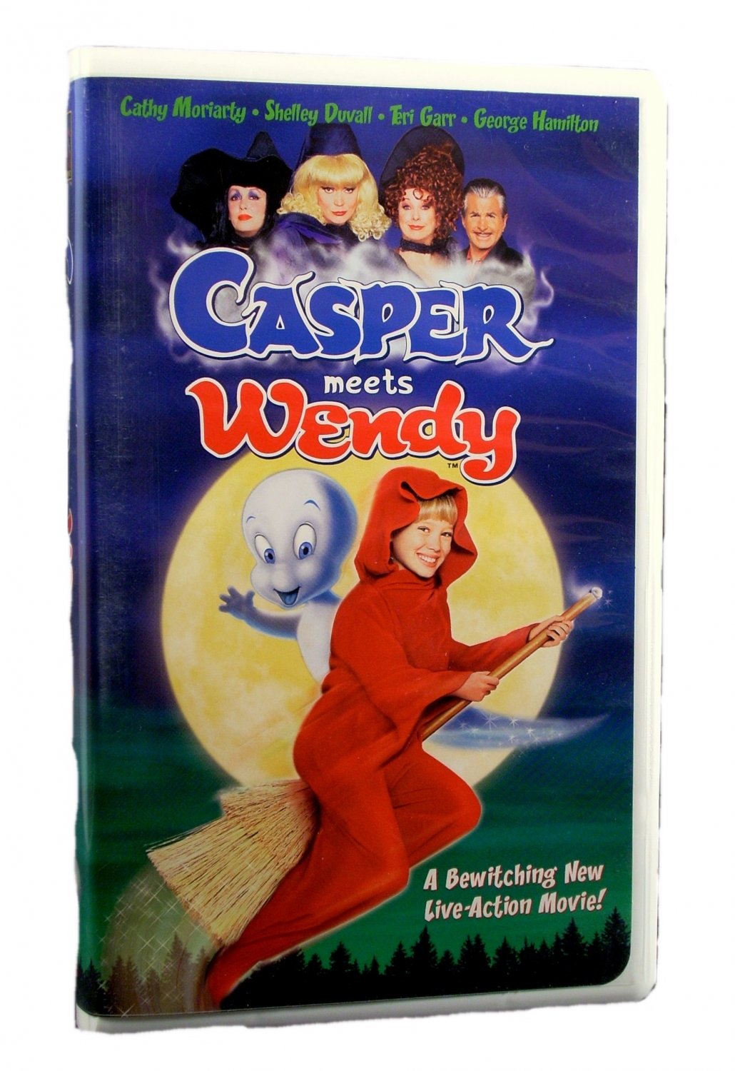 Casper Meets Wendy VHS 1998